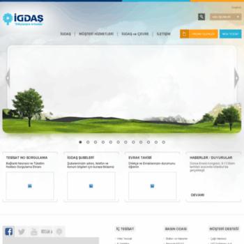 Igdas.com.tr thumbnail