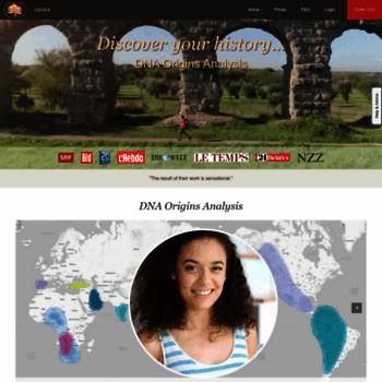 iGENEA: DNA Genealogy and ancestor research