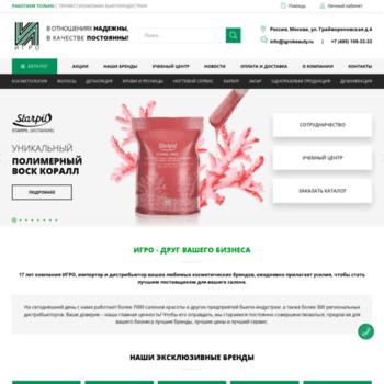 Igrobeauty.ru thumbnail