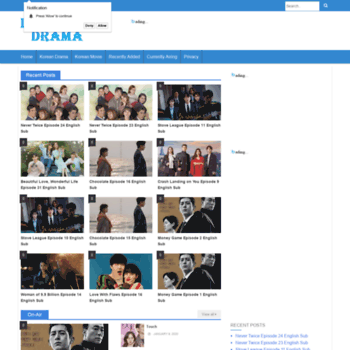 iheartdrama net at WI  DaebakDrama – Watch Korean Dramas and