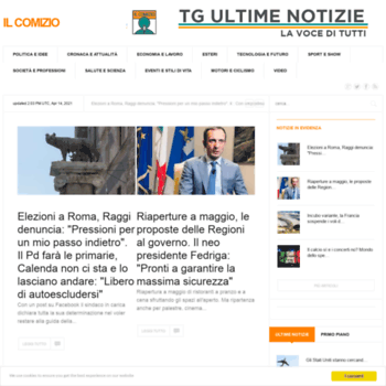 Ilcomizio.it thumbnail