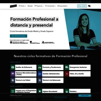 Ilernafponline Com At Wi Formación Profesional Oficial