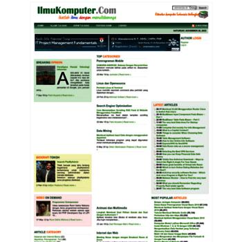 Ilmukomputer.org thumbnail