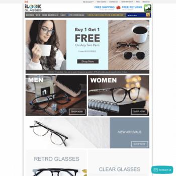 47861d89698 ilookglasses.ca at WI. iLookGlasses.ca  Glasses Online Canada ...