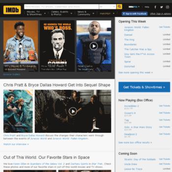 imdb com br at WI  IMDb - Movies, TV and Celebrities - IMDb