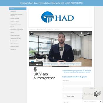 Immigrationinspectionsuk.co.uk thumbnail