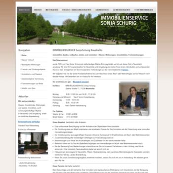 Immobilien-schurig.de thumbnail
