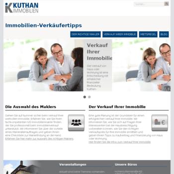 Immobilien-verkaeufertipps.de thumbnail