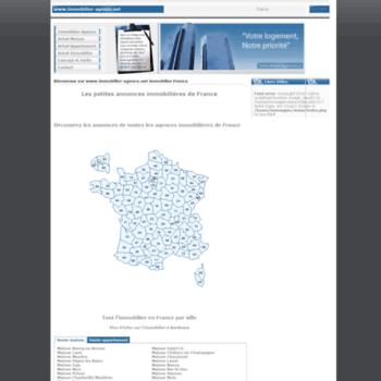 Immobilier-agence.net thumbnail
