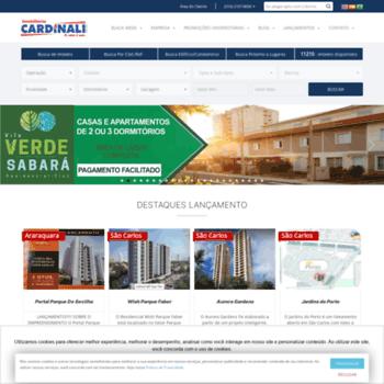 Imobiliariacardinali.com.br thumbnail
