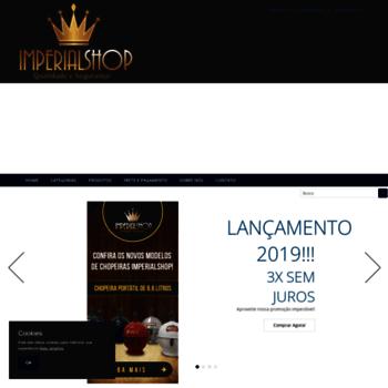 Imperialshop.com.br thumbnail