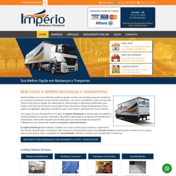 Imperiomudancasetransporte.com.br thumbnail