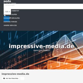 Impressive-media.de thumbnail