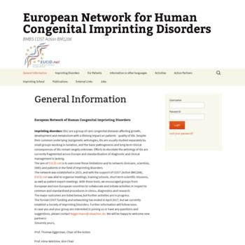Imprinting-disorders.eu thumbnail