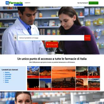 In-farmacia.it thumbnail