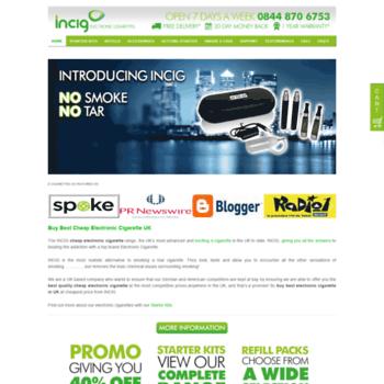 Incig.co.uk thumbnail