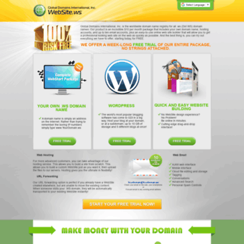 incomeforlife ws at WI  WEBSITE WS - Your Internet Address