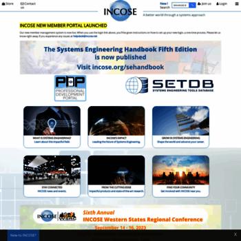Incose.org thumbnail
