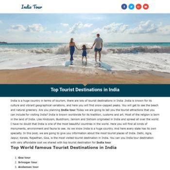India-tour.net thumbnail