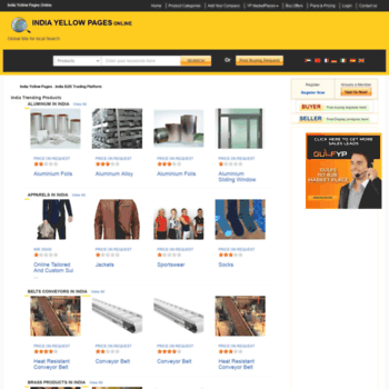 indiayellowpagesonline in at WI  India Yellow Pages - India