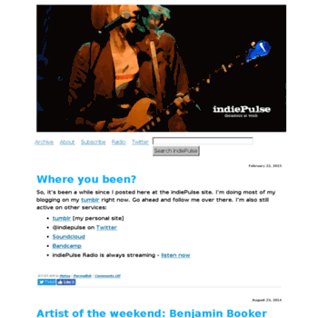 Indiepulse.net thumbnail