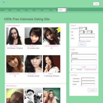 100 gratis dating sites Indonesië Lahore dating agentschap