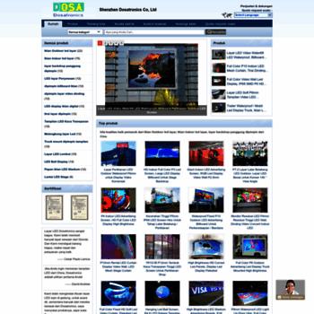 Indonesian.led-advertisingscreen.com thumbnail