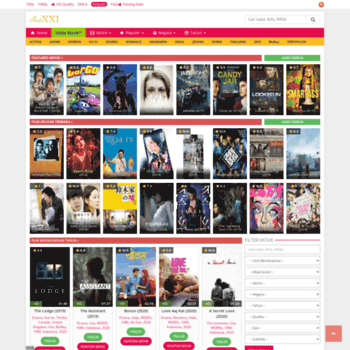 indoxxi plus at WI  Nonton Movie 21 Online - Streaming & Download