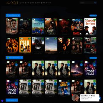 indoxxi top at WI  Nonton Film Streaming Movie Layarkaca21 Lk21