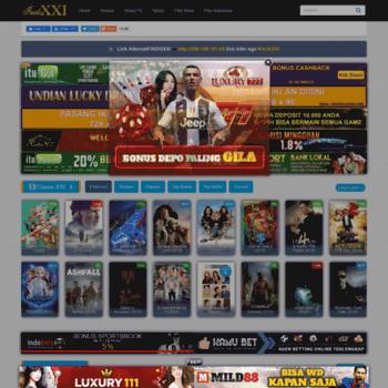 indoxxi us at WI  INDOXXI | Nonton Online Film Cinema 21