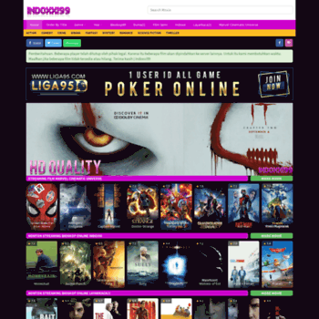 indoxxi99 com at WI  Indoxxi99 Nonton Streaming Bioskop IndoXXI