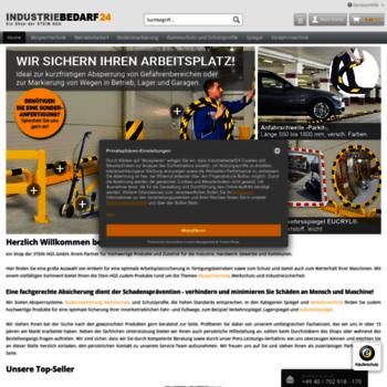 Industriebedarf24-shop.de thumbnail