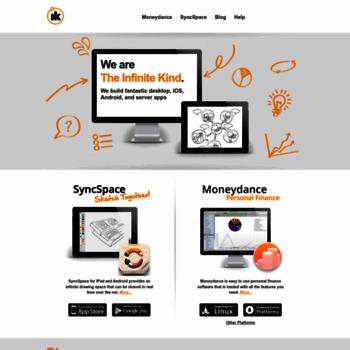 infinitekind com at WI  The Infinite Kind – We build desktop, iOS