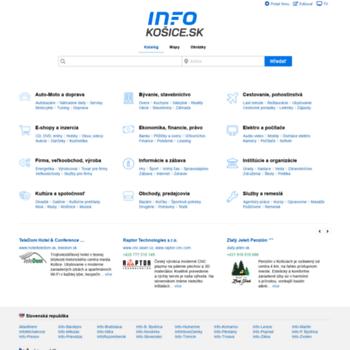 Info-kosice.sk thumbnail