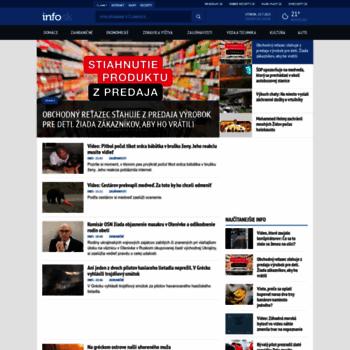 Info.sk thumbnail