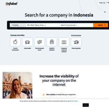 Infobel.co.id thumbnail