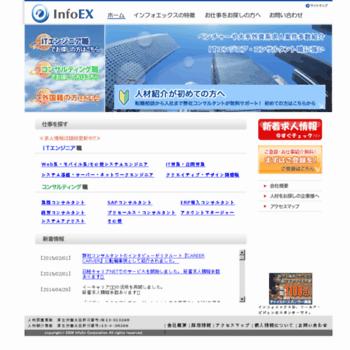 Infoex.bz thumbnail