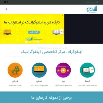 Infogram.ir thumbnail