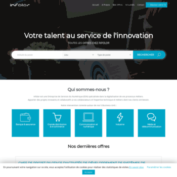 Infolor.fr thumbnail