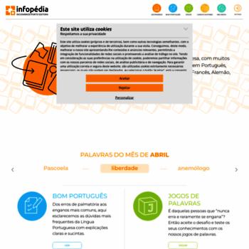 Infopedia.pt thumbnail