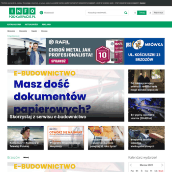 Infopodkarpacie.pl thumbnail