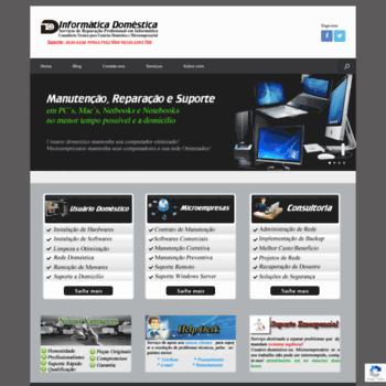 Informaticadomestica.com.br thumbnail