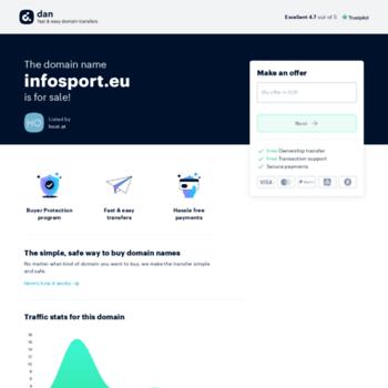 Infosport.eu thumbnail
