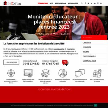 Initiatives.asso.fr thumbnail