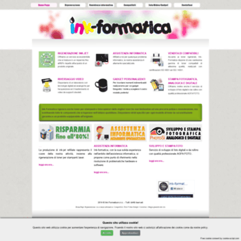 Ink-formatica.it thumbnail