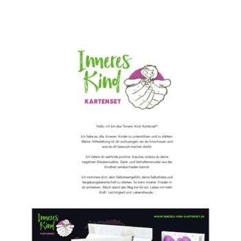 Inneres-kind-kartenset.de thumbnail