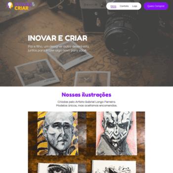 Inovarecriar.com.br thumbnail