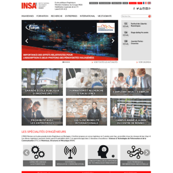 Insa-rennes.fr thumbnail