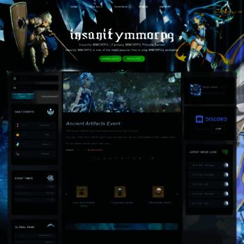 insanityflyff com at WI  Insanity FlyFF | Fly for Fun 3D