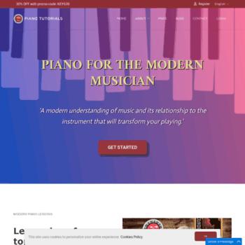 insidepiano com at WI  Inside Piano Video Tutorials   Online Piano